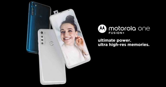 Motorola One Fusion Plus Review