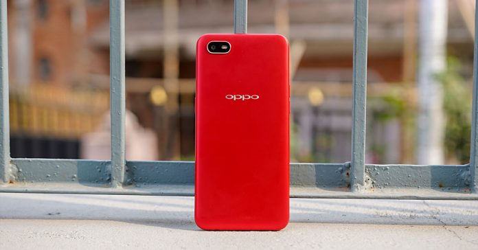 OPPO A1K Review