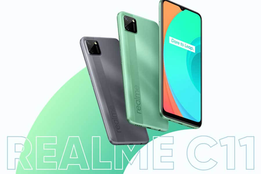 Realme C11 launched with Helio G35: