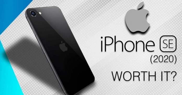 iPhone SE 2 officially available in Nepal