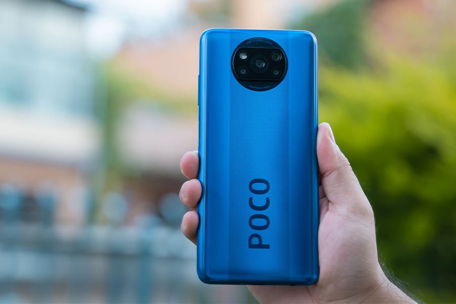 Poco X3 NFC launched