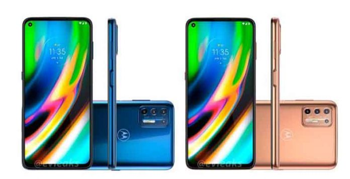 Moto G9 Plus with Snapdragon 730G Launched