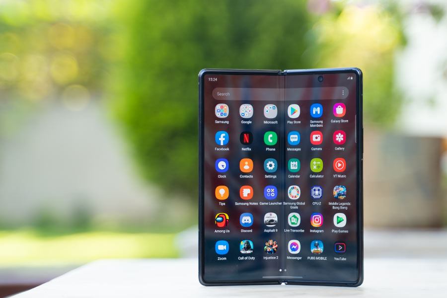 Galaxy Z Fold 2 Display 1