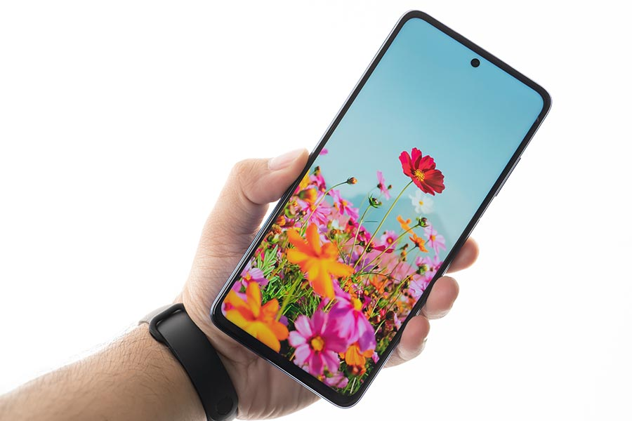 POCO X3 Display