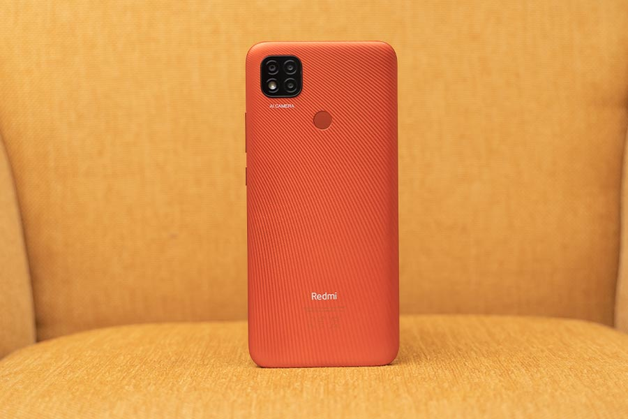 Redmi 9C Design