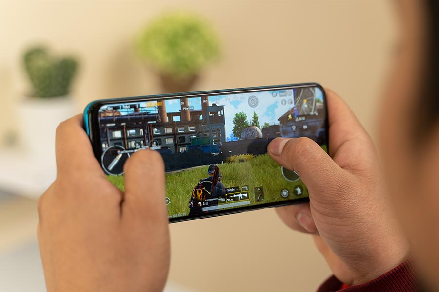 Redmi Note 9 Pro Max Gaming